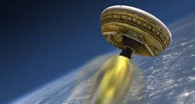 Latający Spodek Od NASA