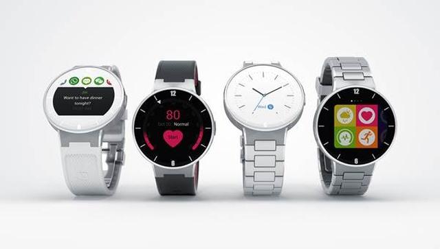 ALCATEL ONETOUCH WATCH - Eleganckie i Funkcjonalne Smartwatche
