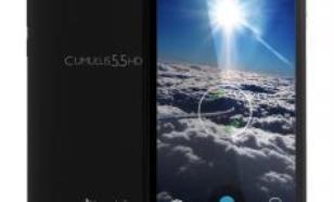 Lark Cumulus 5.5HD Czarny