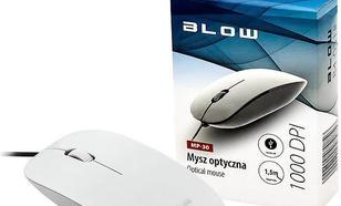 Blow przewodowa optyczna MP-30 1000dpi biały