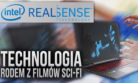 Technologia RealSense w Laptopie Lenovo Y700