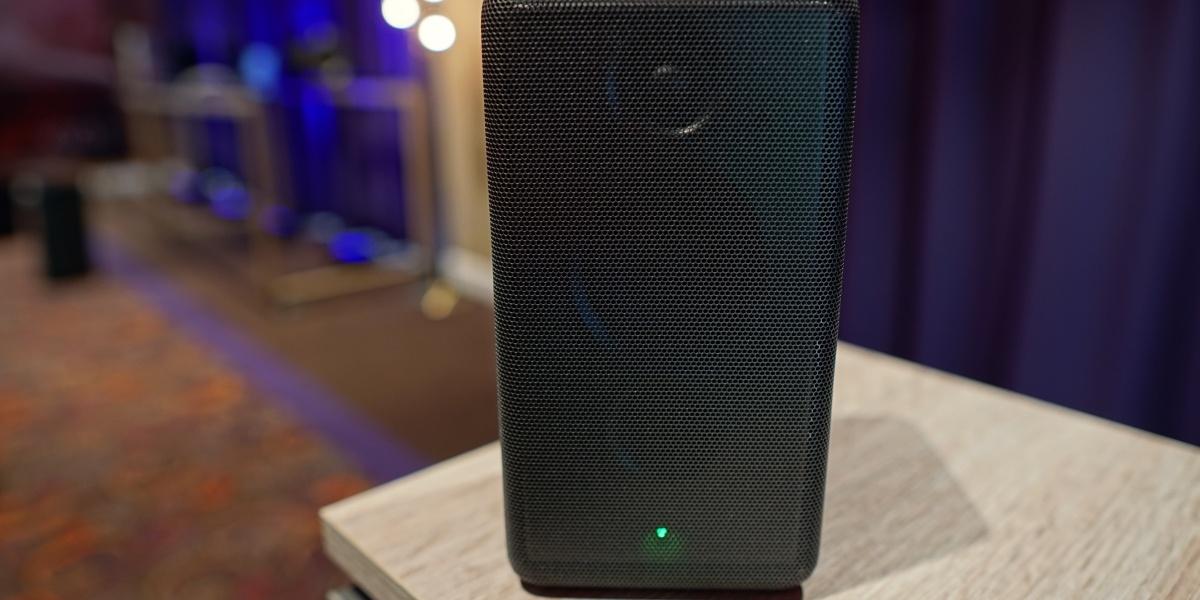 Opcją do soundbara jest system głośników Sony SA-RS3S