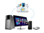 Komputery stacjonarne i All-in-One Asusa ze 100 GB w ASUS WebStorage