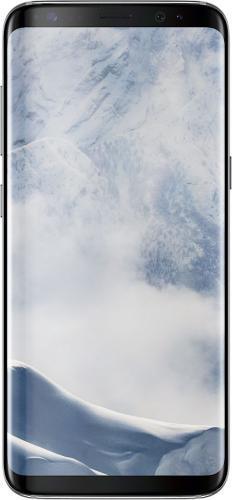 Samsung Galaxy S8+ Srebrny Arctic Silver (SM-G955FZSAXEO)
