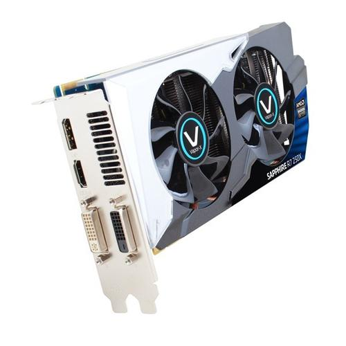 Sapphire Radeon R7 250XOC VAPOR-X 1GB PCI-E 128BIT HD/2DVI/DP LITE