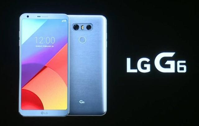 prezentacja lg g6
