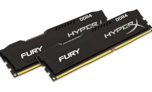 HyperX Fury Black 8GB 2x4GB 2666 MHz DDR4 CL15