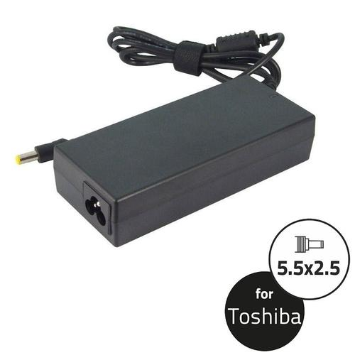 Qoltec Zasilacz do Toshiba 90W | 19V | 4.74A | 5.5*2.5