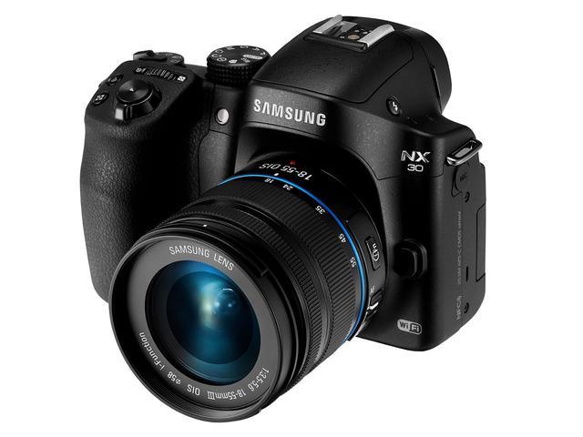 Samsung NX30 - nowoczesny aparat fotograficzny