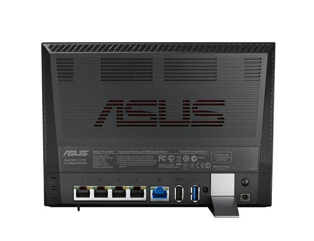 ASUS RT-AC56U 3