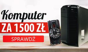 Komputer za 1500 zł - RX 560 2GB vs RX 560 4GB