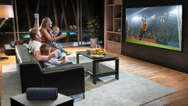 Telewizor LG nada się do oglądania sportu