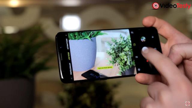 Aparat Samsung Galaxy S9