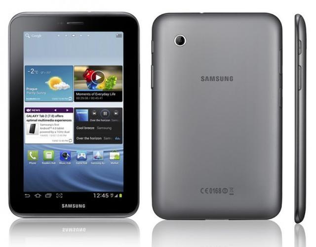 """Nowa rodzina tabletów Samsung Galaxy Tab 2 w wersji 7.0"""" i 10.1"""""""