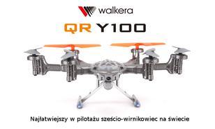 Walkera QR Y100 + DEVO 4