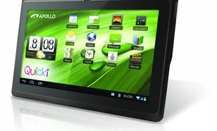 Apollo Quicki 728 pojemnosciowy A13 Android 4