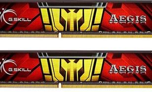 G.Skill Aegis, DDR3, 16 GB,1333MHz, CL9 (F3-1333C9D-16GIS)