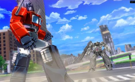 Transformers Devastation - powrót przybyszów z Cybertronu