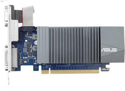 Asus GeForce GT 710 2GB GDDR5 (64 bit) HDMI, DVI, D-Sub, BOX