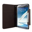 4World ETUI DO GALAXY NOTE 2 5.5'', STYLE CZARNE