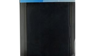 4World Etui ochronne/Podstawka do Galaxy Tab 2, Wodoodporne, 7'', czarne