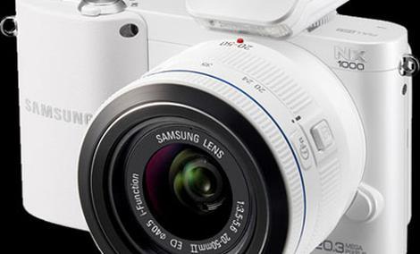 Nowe aparaty z serii NX dołączają do rodziny Samsung SMART FOTO