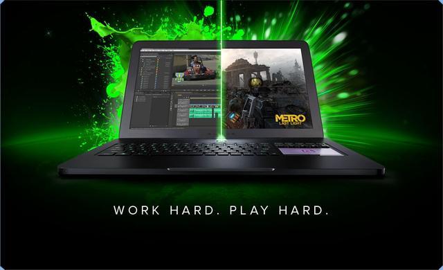 Razer Blade Pro - Ultra Wydajny Notebook