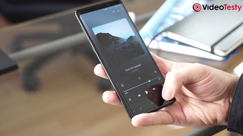 Aplikację muzyki trzeba pobrać z Galaxy Apps