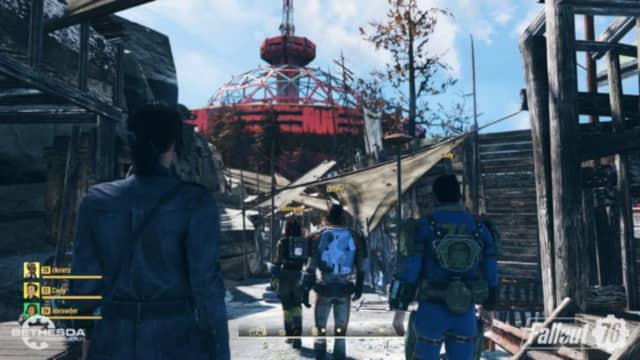 Fallout 76 to w pełni sieciowy survival