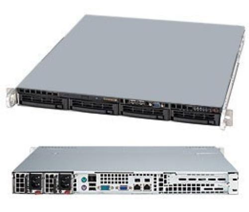 Supermicro SuperServer 5017C-MTRF SYS-5017C-MTRF