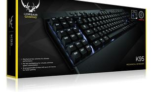 Corsair GAMING K95 CHERRY MX RED/white LED