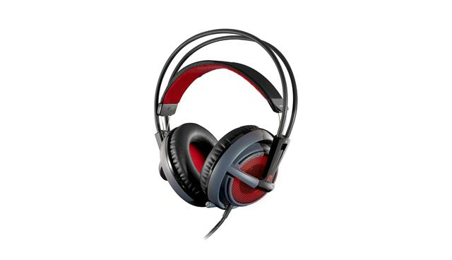 SteelSeries oraz Valve przedstawiają słuchawki Siberia v2 DOTA® Edition oraz   nowe podkładki z seri
