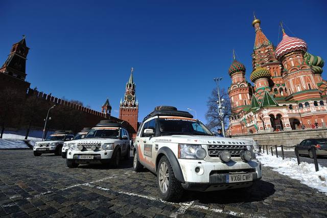 Z Rosji do Uzbekistanu – kolejny etap Wyprawy Discovery