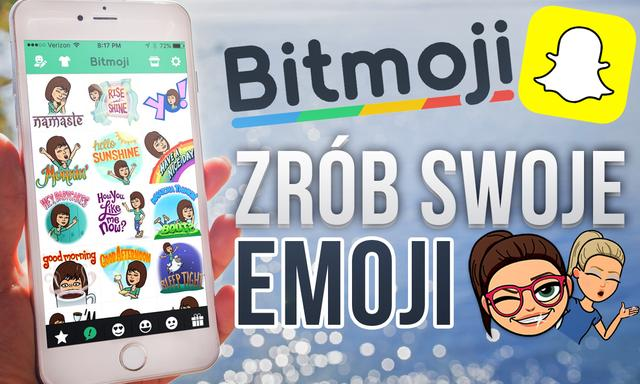 Zrób Swoje Emoji, Czyli Bitmoji Dla Snapchata!