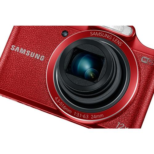 Samsung WB50F red