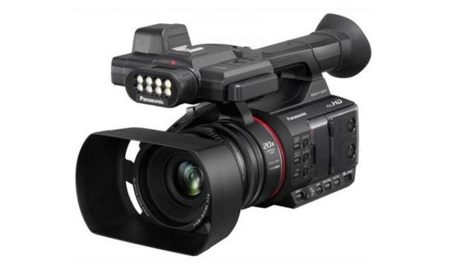 Panasonic AG-AC30 - Kamera Ręczna Dla Początkujących Operatorów
