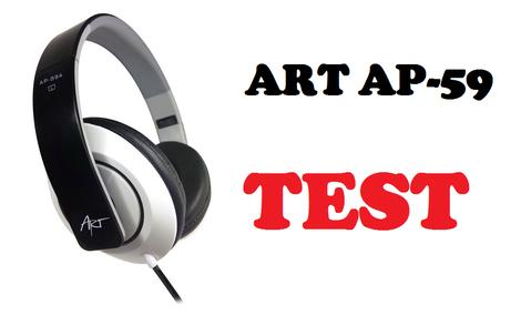 ART AP-59 - recenzja nowych słuchawek multimedialnych