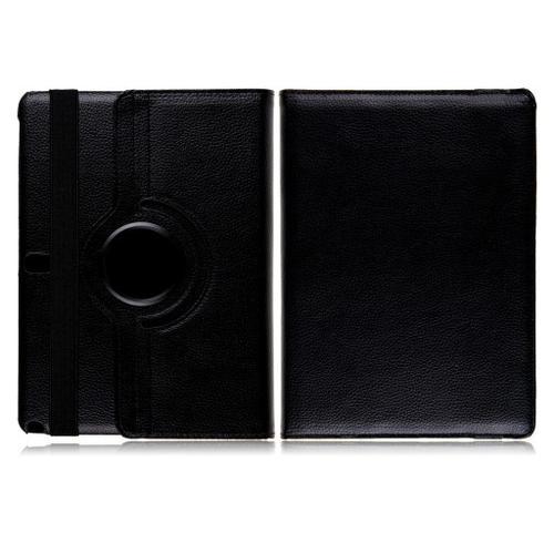 """WEL.COM Etui obrotowe 360° Galaxy Note Pro 10"""" P600/P601 czarne"""