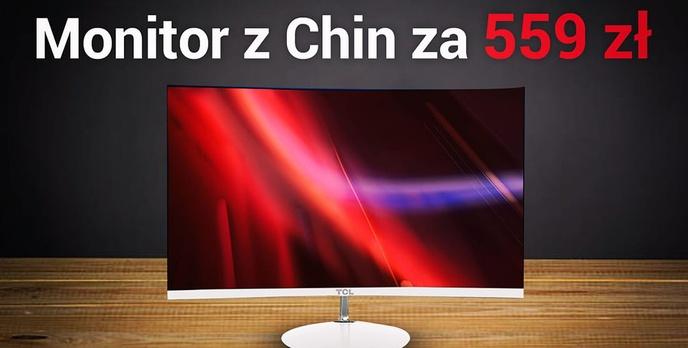Test Monitora z Chin za 559 zł - Recenzja TCL T24M6C