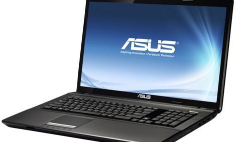 ASUS K93SM – 18,4-calowy notebook o szerokich mozliwościach