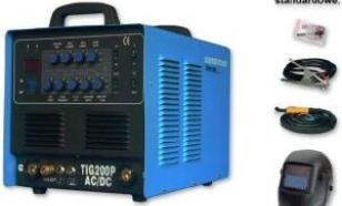 Sherman TIG 200P AC/DC