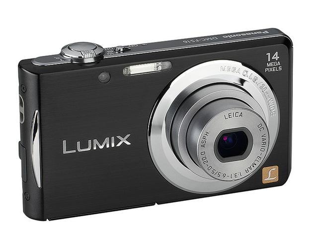 Panasonic DMC-FS16 - solidny aparat w przystępnej cenie