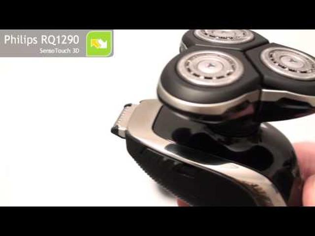 Philips RQ1290 - nowoczesna, funkcjonalna golarka