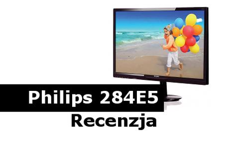 Monitor z Matrycą MVA - Philips 284E5