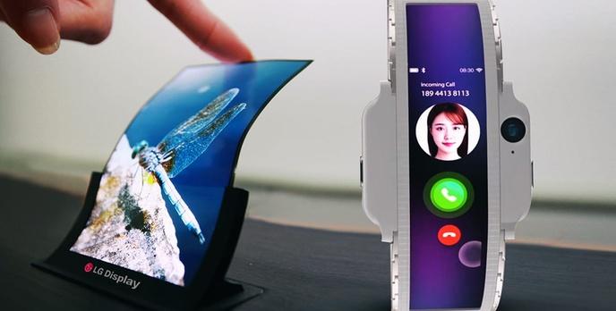Elastyczne smartfony - Czy jest na co czekać?