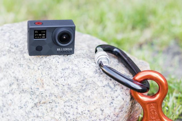 kamera sportowa do każdych warunków