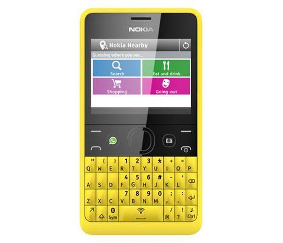 Nokia Asha 210 fot4