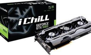 Inno3D GeForce GTX1060 iChill X3 3GB GDDR5 (192 Bit) DVI, HDMI, 3xDP, BOX (C1060-1SDN-L5GNX)