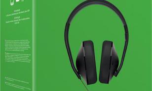Microsoft Xbox One Stereo Headset (S4V-00006)