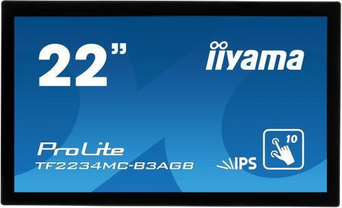 "iiyama TF2234MC-B3AGB 22"" Dotykowy Openframe"